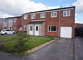 Thumbnail 3 bed semi-detached house for sale in John O'gaunts Way, Belper