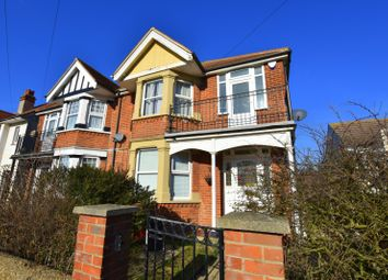 Thumbnail 1 bedroom flat to rent in Freeland Road, Clacton-On-Sea