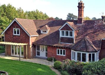 Thumbnail 4 bed detached house to rent in North Road, Goudhurst, Cranbrook