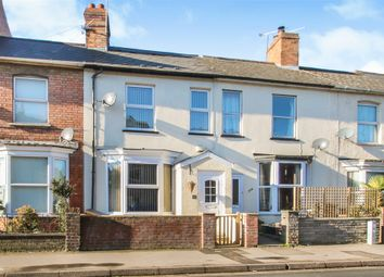Thumbnail 4 bed terraced house for sale in Cheddon Road, Taunton