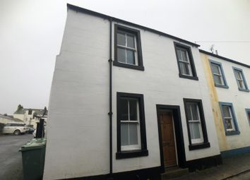 Thumbnail 2 bed end terrace house to rent in Waterloo Street, Cockermouth, Cumbria