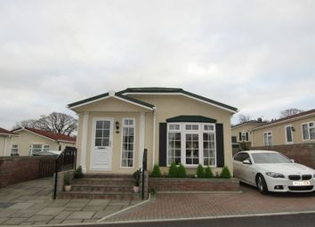 Thumbnail 2 bed mobile/park home for sale in Central, Cambrian Residential Park, Cardiff