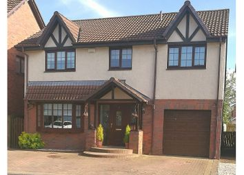 Thumbnail 4 bed detached house for sale in Glen Farrar Way, Kilmarnock
