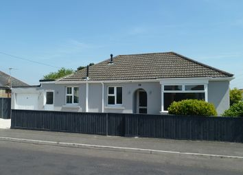 Thumbnail 2 bed detached bungalow for sale in St. Margarets Road, Ensbury Park, Bournemouth