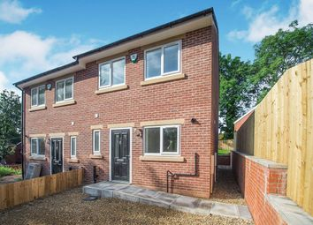 Thumbnail 2 bed semi-detached house for sale in Chesham Fold Road, Bury