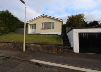 Thumbnail 2 bed detached bungalow for sale in Mountain View, Machen, Caerphilly