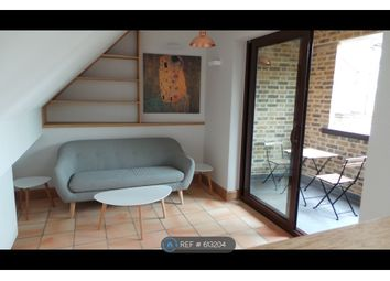 Thumbnail 1 bed end terrace house to rent in Osier Street, London