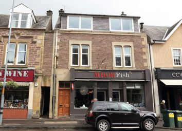 Thumbnail Commercial property for sale in Mhor Fish 75 -77 Main Street, Callander