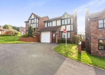 Thumbnail 4 bed detached house for sale in Wendover Road, Rowley Regis