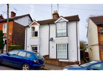 Thumbnail 4 bed semi-detached house for sale in Kitsbury Road, Berkhamsted