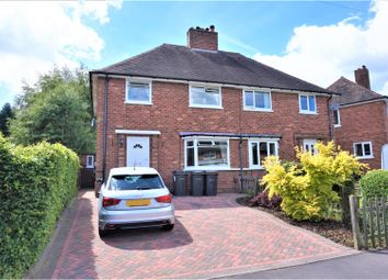 Thumbnail 3 bed semi-detached house for sale in Gibbons Road, Sutton Coldfield