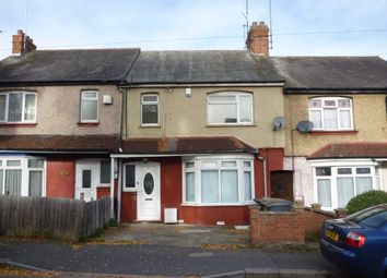 Thumbnail 3 bed terraced house to rent in Stratford Road, Kingsway