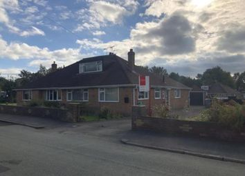 Thumbnail 3 bed bungalow for sale in Ivy Lane, Alsager, Stoke-On-Trent, Cheshire