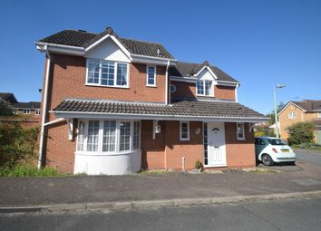 Thumbnail 4 bed detached house for sale in Woolner Close, Hadleigh, Ipswich