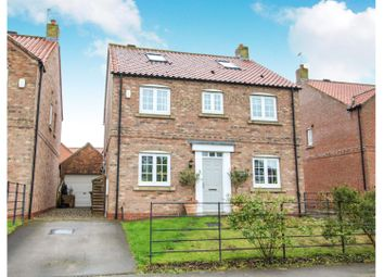Thumbnail 5 bedroom detached house for sale in Garmancarr Lane, Wistow