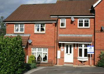 Thumbnail 2 bed terraced house to rent in Whitmore Way, Honiton