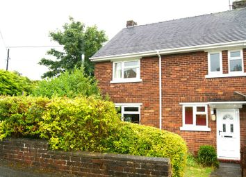Thumbnail 3 bed semi-detached house for sale in Bryn Rhedyn, Southsea, Wrexham