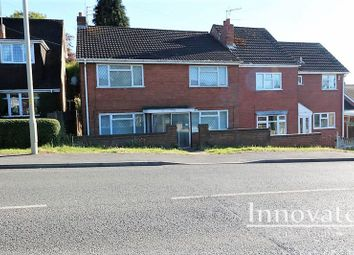 Thumbnail 4 bed semi-detached house for sale in Himley Road, Gornal Wood, Dudley