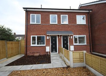 Thumbnail 3 bedroom semi-detached house to rent in Conway Walk, Ford Street, Warrington
