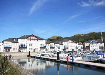 Thumbnail 2 bed flat for sale in Deganwy Quay, Deganwy