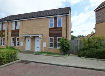 Thumbnail 2 bed terraced house for sale in Lysander Drive, Walker, Newcastle Upon Tyne
