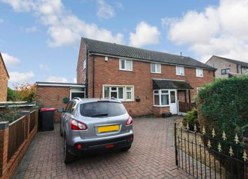 Thumbnail 3 bed semi-detached house for sale in Church Lane, Middleton, Tamworth