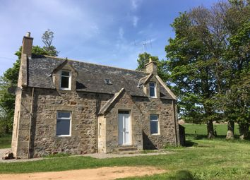 Thumbnail 3 bed farmhouse to rent in Craigellachie, Moray