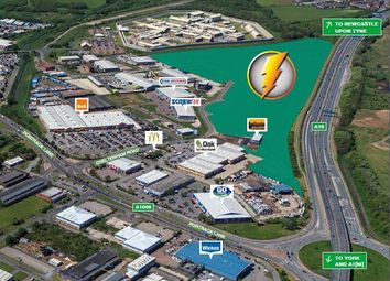 Industrial for sale in Dynamo Park, Portrack Lane, Stockton On Tees TS18