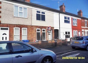 3 bed terraced house to rent in Grosvenor Street, Derby DE24