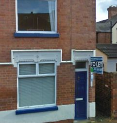 Thumbnail 3 bedroom end terrace house to rent in Livingstone Street, West End, Leicester