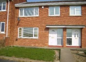 Thumbnail 3 bed terraced house to rent in Greenfields Road, Bishop Auckland