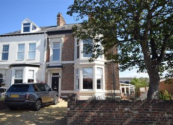 Thumbnail End terrace house for sale in Cauldwell Villas, South Shields