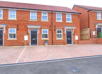 2 bed terraced house for sale in Goldcrest Crescent, Wynyard, Billingham TS22