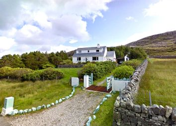 Thumbnail 4 bedroom detached house for sale in Lochcroistean, Isle Of Lewis