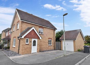Thumbnail 3 bed terraced house for sale in The Avenue, Hersden, Canterbury