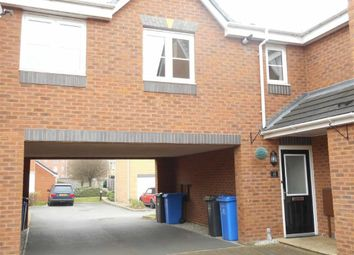 Thumbnail 1 bed mews house to rent in Magellan Way, City Point, Derby