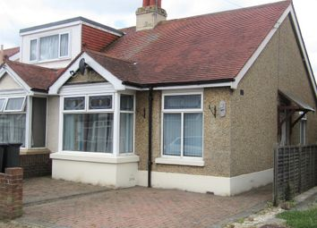 Thumbnail 2 bed semi-detached bungalow to rent in Clyde Road, Gosport