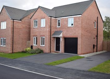 Thumbnail 4 bed detached house for sale in Lewis Crescent, Nottingham