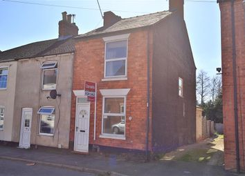 Thumbnail 2 bed end terrace house for sale in Dudley Road, Grantham