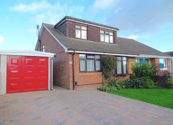 Thumbnail 4 bed bungalow for sale in Castle Drive, Whitfield, Dover, Kent