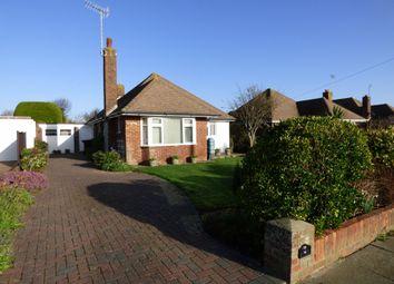 Thumbnail 2 bed detached bungalow for sale in Sutton Avenue, Rustington, Littlehampton