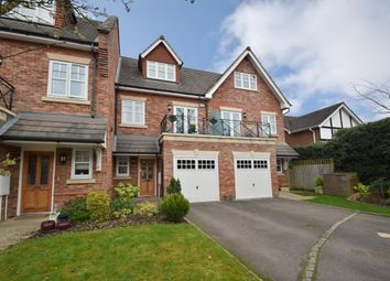 Thumbnail 4 bed town house for sale in Broomfield, Binfield