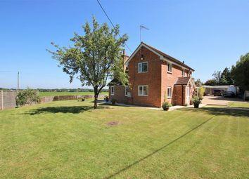 Thumbnail 3 bed detached house for sale in Sadlers Cottage, Sadlers End, Sindlesham, Wokingham, Berkshire