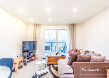 Thumbnail 1 bedroom flat for sale in Crested Court, 3 Shearwater Drive, London