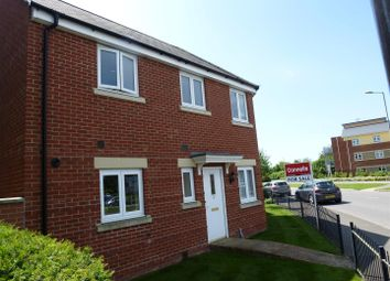 Thumbnail 3 bed detached house for sale in Ramsbury Drive, Old Sarum, Salisbury