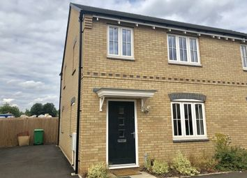 Thumbnail 3 bed end terrace house to rent in Lapins Close, Nottingham