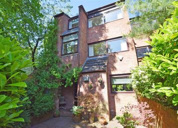 Thumbnail 4 bed town house for sale in Oaker Place, Oaker Avenue, West Didsbury, Manchester