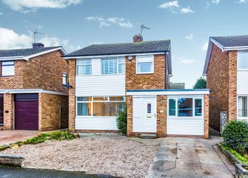 Thumbnail 4 bed detached house for sale in Spitalfields, Blyth, Worksop