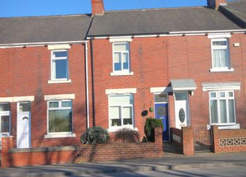 Thumbnail 2 bed terraced house for sale in Brompton Terrace, Houghton Le Spring