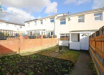Thumbnail 3 bedroom terraced house to rent in Dunstan Walk, West Denton, Newcastle Upon Tyne
